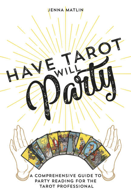 Book Have Tarot Will Party